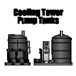 Cooling Tower Pump Tanks